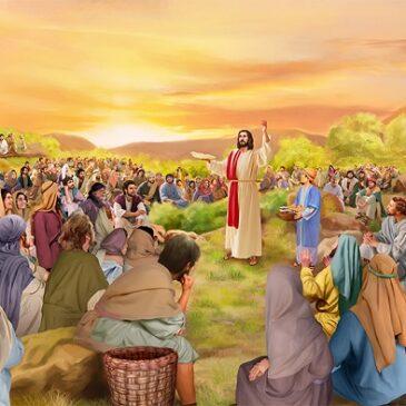 Jesus Knows Our Needs