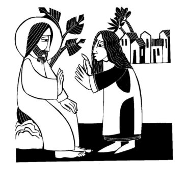 Jesus Invites The Outsiders In